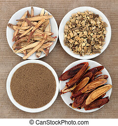 Licorice Selection - Licorice chinese herbal medicine...