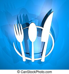 Chef icon - Creative design of chef icon