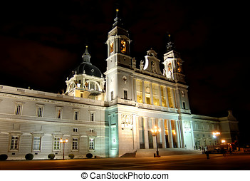 Cathedral of Almudena, Madrid