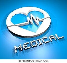 Medical symbol - Creative design of medical symbol