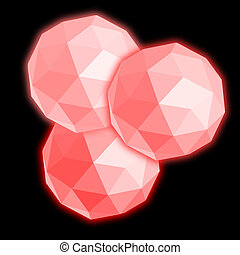 Three jewels