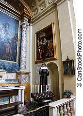 Church of Saint Vitale. Parma. Italy - Church of Saint...