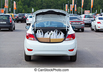 Buying a car trunk