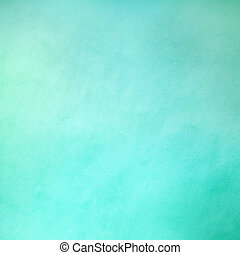 Beautiful cyan light background