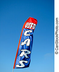 Automobile Dealership Sign - Automobile dealership sign...