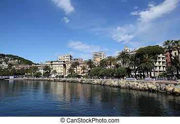 Rapallo Resort on the Italian Riviera, Europe