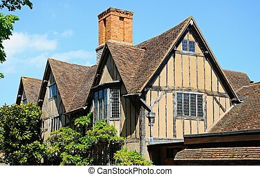 Halls Croft, Stratford upon Avon - Halls Croft -...