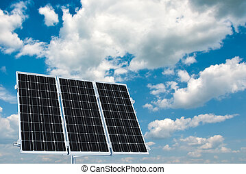 Solar panels for home use - Home power plant using renewable...