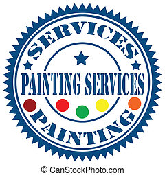 Painting Services-stamp