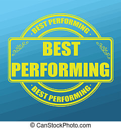 best performing stamp - best performing grunge stamp with on...