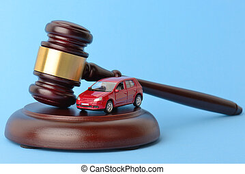 Car law - theme of driving and the law