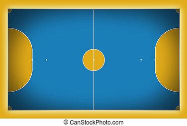 tribunal, taza, fútbol, juego, diseño, Plano de fondo,...