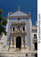 Igreja da Misericordia in Aveiro, Portugal