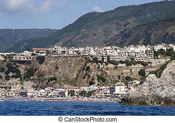 Scilla - Calabria - Fishing village Scilla in Calabria,Italy
