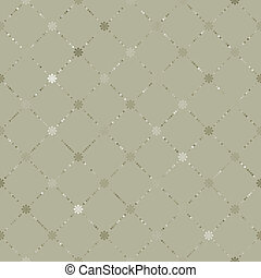 Dot template of vintage background. EPS 8