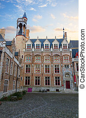 Palace of Gruuthuse, Brugge - Palace of the lords of...
