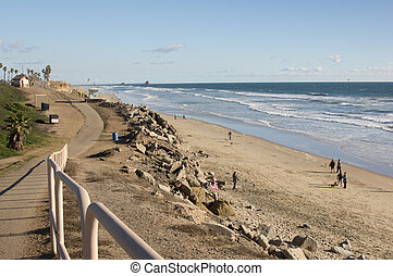 Huntington City Dog Beach