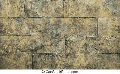 Grunge concrete vector Abstract pattern, Retro Vintage Dark...
