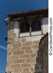 Cell of Nun in Las Duenas convent. Salamanca, Spain