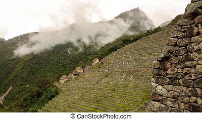 Machu Picchu Time lapse - Machu Picchu in Peru Time lapse...