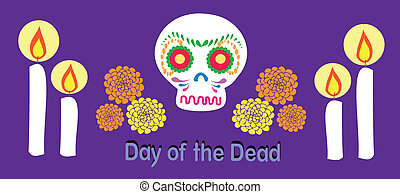 Design DayoftheDead for Coffee Mug - Is a EPS 10 Illustrator...