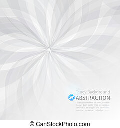 abstraction - vector abstract background with beam shapes...