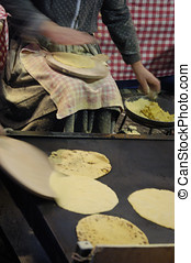 maíz, Tortillas