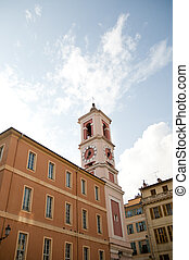 Historical Building in Nice - Historical Building in Central...