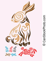 Rabbit tribal