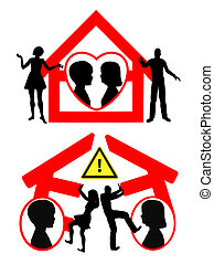 Marital Bliss and Divorce - Dreams and nightmares can come...