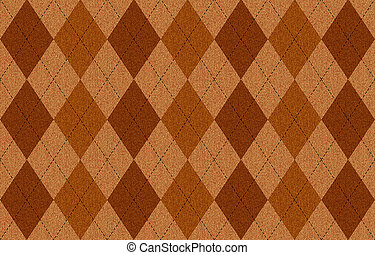 argyle pattern Design