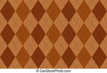argyle pattern Design