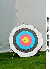 Archery target - Traditional archery target