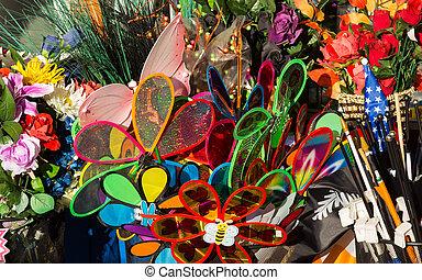 Colors Of A Fair