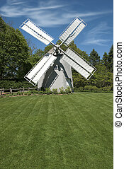 Windmill on old Cape Cod