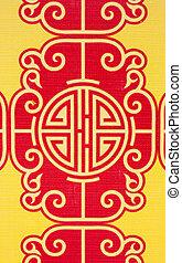 chinese pattern style
