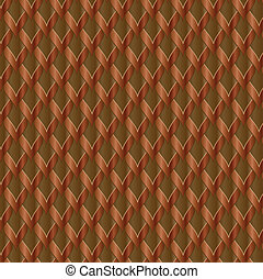 Seamless two tone pattern background - Seamless two tone...