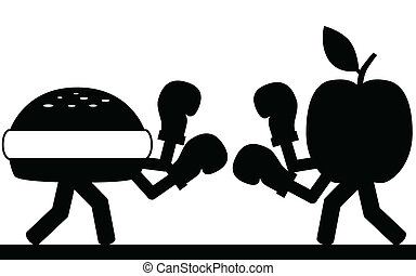 Food fight Clipart and Stock Illustrations. 1,285 Food ...