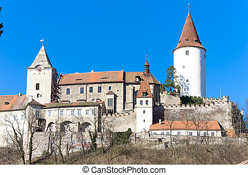 Krivoklat Castle, Czech Republic