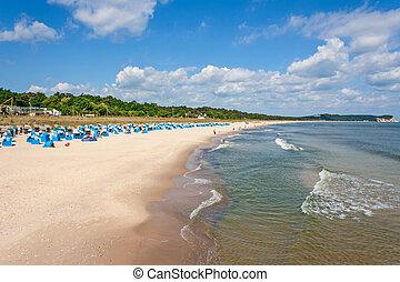 Goehren Beach, Ruegen - Beach in Goehren, Island of Ruegen