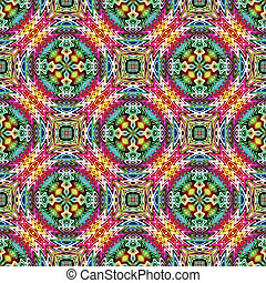 Trendy Native American Pattern