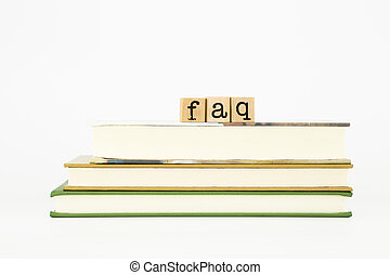 faq word on wood stamps and books - faq word on wood stamps...
