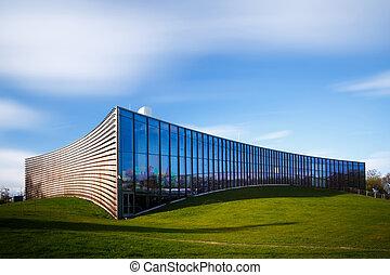 modern, építészet