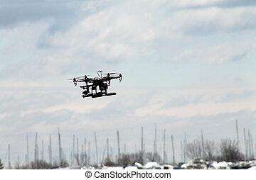 model drone