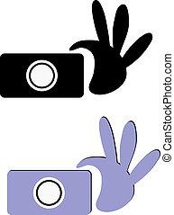 Photocamera logo