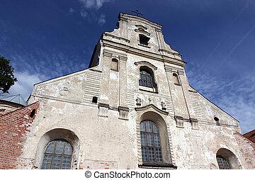 Vilnius old church  - Vilnius church