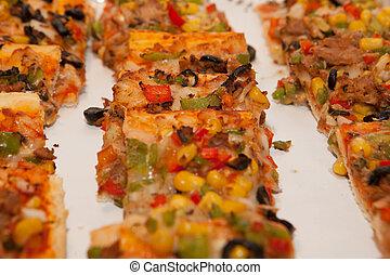 vegatarian or vegan pizza