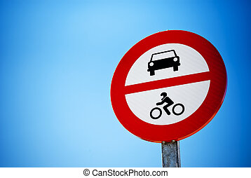 Traffic sign  - Traffic sign