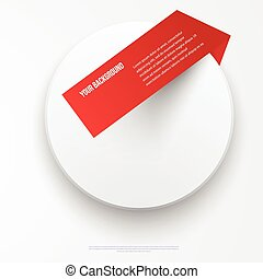 Set of blank rectangle labels acute corners - Set of blank...
