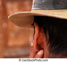 Farmer, South America